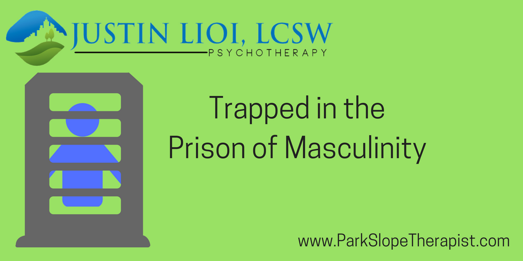 Trapped in the Prison of Masculinity