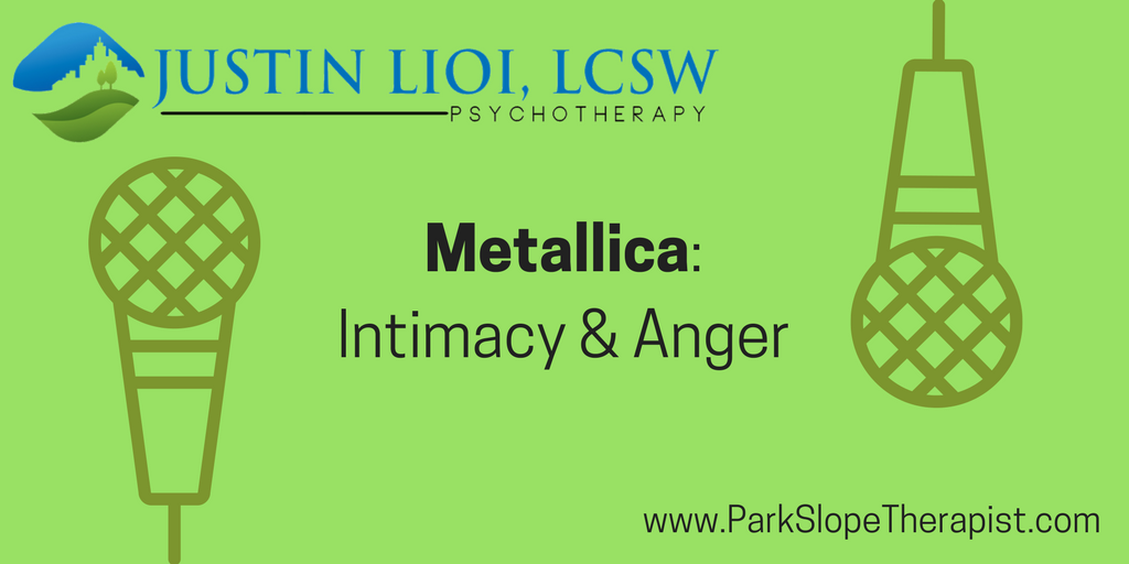 Metallica: Intimacy and Anger