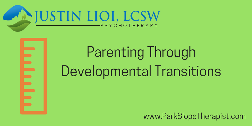 Parenting Through Developmental Transitions
