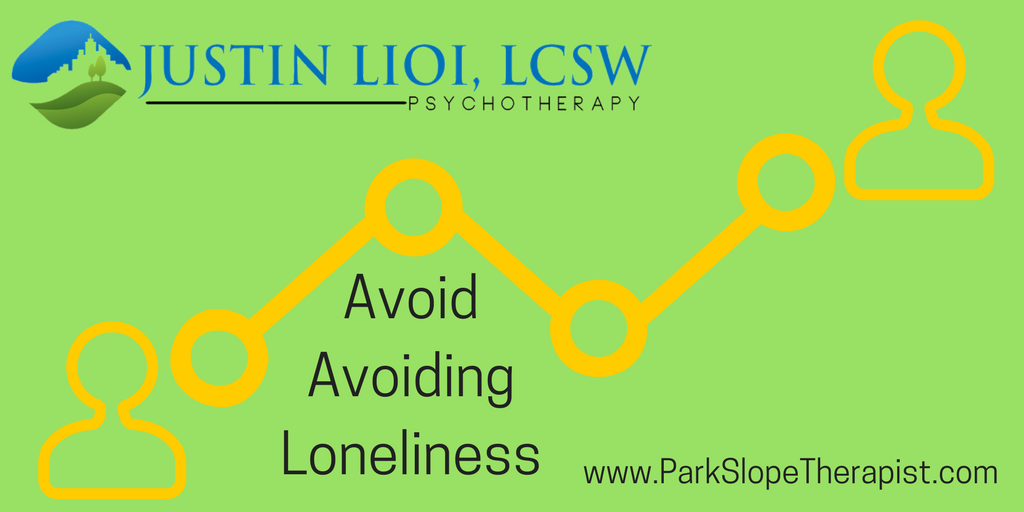 Avoid Avoiding Loneliness