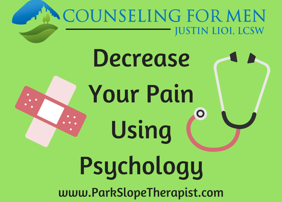 Decrease Your Chronic Pain Using Psychology